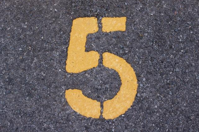 筋トレ中にやってはいけない5つのこと