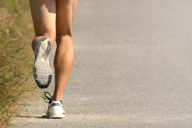 きつい筋トレ後のランニングは脂肪燃焼の効率が良い