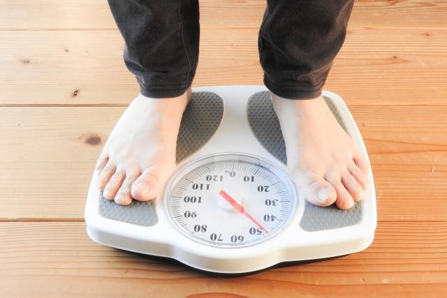 ダイエット運動の時間