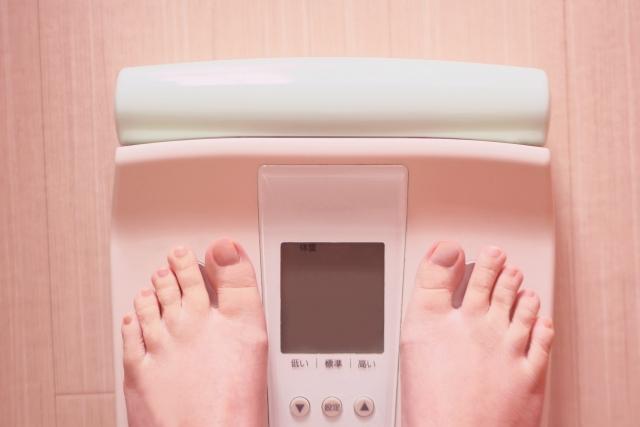 筋トレと消費カロリー