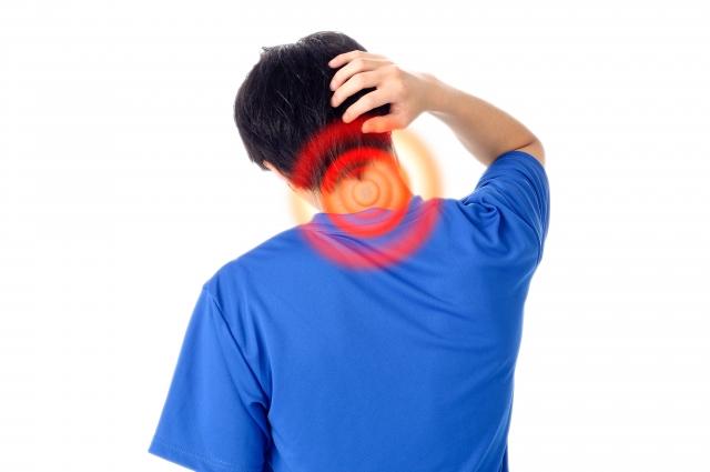 首の筋トレ