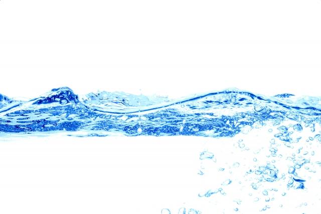 筋トレと水